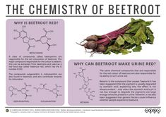 Why the Red Urine and Poop? The Chemistry of Beetroot.