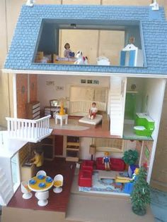 Vintage Fisher Price dollhouses - Yahoo! Image Search Results