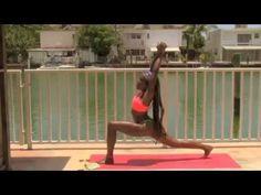 Bikini Yoga BodyBuilding Workout for Men and Women By Celina Cordoba El