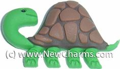 Turtle Shoe Snap Charm Jibbitz Croc Style New Charms. $0.99. A great way to show your style and personality.. Compatible with many clogs and wristbands.. Fun Shoe Charm.