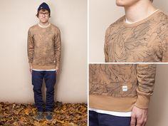 Mason Sweater - Ucon Acrobatics