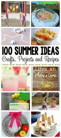 A Glimpse Inside: Summer Favorites Blog Hop