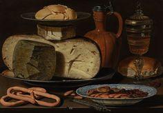 Clara Peeters, a artista que pintava comidas e selfies no século 17