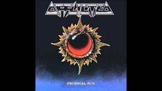 AFFLICTED - Prodigal Sun ◾ (album 1992, Swedish technical death metal)