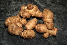 A csicsóka termesztése – Útmutató - CityGreen. Izu, Stuffed Mushrooms, Potatoes, Vegetables, Desserts, Food, Tech, Diet, Plants