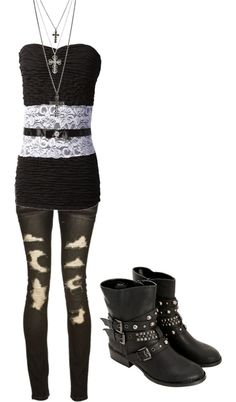 """Untitled #721"" by bvb3666 ❤ liked on Polyvore"