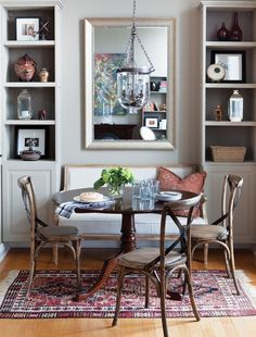 Chic Dining Nook...