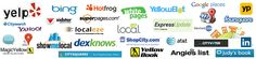 Small business directory listings like the Business Directory are mobile enabled search engines. Any business listed http://bit.ly/bdlists would get shown in the search results of customers looking for similar services.