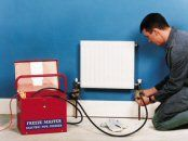 Pipe Freezer Kit Hire in Chesterfield, Dronfield, and #Sheffield - from http://www.sheffieldtoolhire.co.uk/pipe-freezing-kit-hire-sheffield.html - not only available to the professional local plumber, but also to the DIY enthusiast that want to carry out plumbing work on their own home or property.