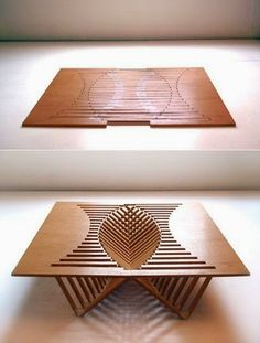motivational trends: Folding table