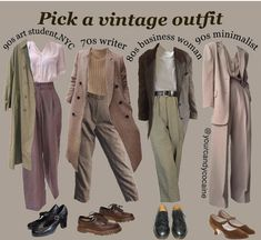 first date outfit Mode Outfits, Retro Outfits, Vintage Outfits, Casual Outfits, Vintage Fashion, Fall Outfits, Summer Outfits, 90s Fashion, Korean Fashion