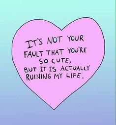 It's not youe fault.