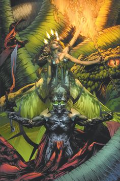 SPAWN GODSLAYER - SPAWN GODSLAYER (ONE-SHOT)  story by BRIAN HOLGUIN  art & cover by JAY ANACLETO  August 23 • 64 pages •
