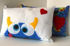 Another adorable felt pillow
