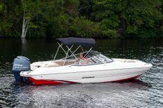 Stingray 204LR - Sport Deck
