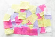 Cut Tissue Papers