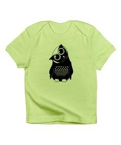 Loving this Green Owl Tee on #zulily! #zulilyfinds