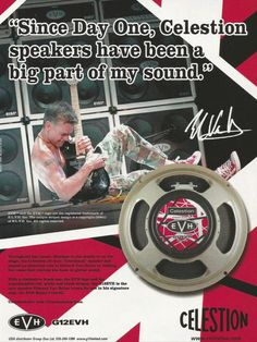 EVH 5150 III amps and Celestion speakers