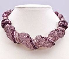 Beadwork by Tatiana Fitzpatrick featured in Bead-Patterns.com Newsletter