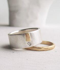 Не обычные мужские обручальные кольца