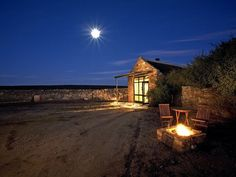 Getting back to basics is easy with these intimate farm stays around South Africa. Romantic Escapes, Romantic Getaways, Cosy Fireplace, Victorian Bath, National Botanical Gardens, Visit South Africa, Stone Cottages, Most Romantic Places, Beautiful Farm