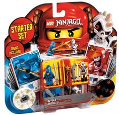 lego ninjago 2257 jeu de construction tournoi dinitiation - Jeux De Lego Ninjago Spinjitzu