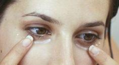 mascarilla de bicarbonato de sodio contra las bolsas de los ojos