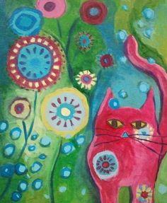 Cat by Elizabeth Williams