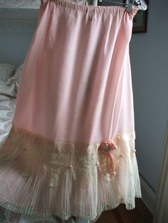 vintage slip. I had very similar to this