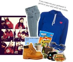 """""""a rebel with a cause ."""" by oh-g0sh ❤ liked on Polyvore"""