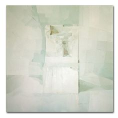Found it at Wayfair - 'White' by Daniel Cacouault Painting Print on Canvas