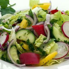 Vegetable Garden Salad