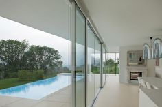 House L in Austria by Schneider & Lengauer :: beautiful let the sunshine in window nature view