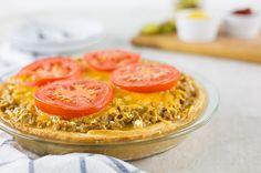Recipe: Skinny Cheeseburger Pie