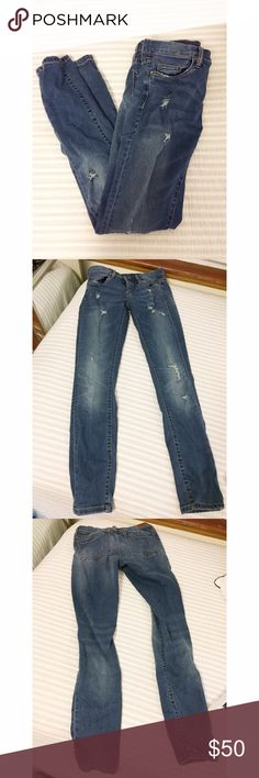 BLANK NYC Skinny Classic Jeans Never worn - nwot! Blank NYC Jeans Skinny