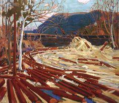 The Athenaeum - The Drive (Tom Thomson - )