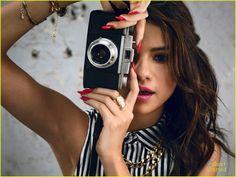 Selena Gomez Takes Selfies For Adidas NEO Summer Collection Campaign! | selena gomez adidas neo summer campaign 03 - Photo