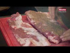 (1) Sült oldalas BBQ fűszerkeverékkel - YouTube