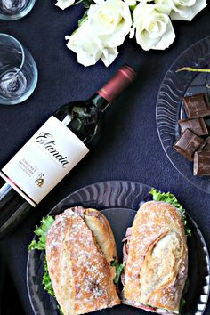 Msg 4 21+ #artofentertaining #ad This Roast Beef Sandwich with Creamy Horseradish Sauce is delicious and pairs well with Estancia's Cabernet Sauvignon. The recipe for the horseradish sauce is easy to make and uses simple ingredients.