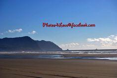 Oregon Beautiful Beach