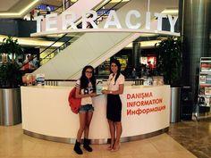 #Terracity Twitter Yarışmasında Daugles Parfümü Rana Yılmaz hanım kazandı!