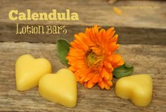 Calendula Lotion Bars are easy to make, are perfect for treating dry/cracked skin, and make wonderful gifts too! Natural Wart Remedies, Herbal Remedies, Diy Lotion, Lotion Bars, Diy Cosmetic, Cracked Skin, Homemade Beauty Products, Diy Products, Beauty Recipe