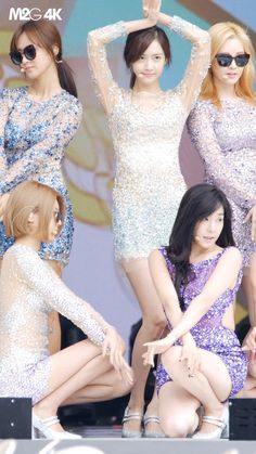 GG!!!  Gotta love K-Pop cheesiness!  At least the ladies are all hyper-photogenic; that's the part that really matters ;)
