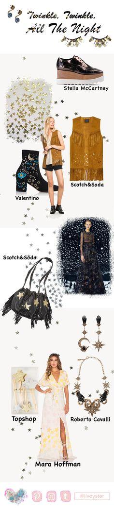 Mara Hoffman, Scotch Soda, Star Print, Valentino, Topshop, Stars, Movie Posters, Film Poster, Sterne
