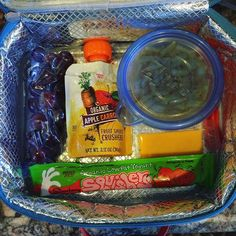 I just think his lunch is so cute today!!  Almost entirely Trader Joe's as usual  What do your littles eat for lunch? Bradley's a typical picky toddler so I'm happy to get anything resembling nutrition into him! . . . #preschoollunch #toddlerlunch #organic #toddlermom #momlife #traderjoeslove #boymom #momoftwo #pickytoddler by erindavenport