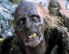 Grishnákh, the Orc that chased Merry and Pippin into Fangorn Forest