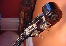 Back Catalog Memories: Ampeg AUB Bass