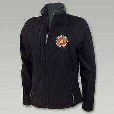Usmc Ladies Soft Shell Jacket
