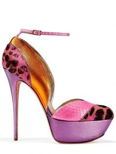 Gaetano Perrone shoes for spring/summer 2013...