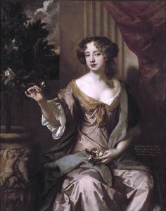 Peter Lely, Elizabeth, Countess of Kildare,... - ArtMastered